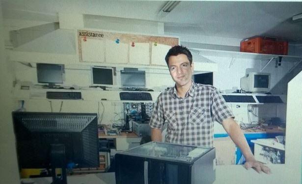 Maxime HUET Technicien en dépannage informatique